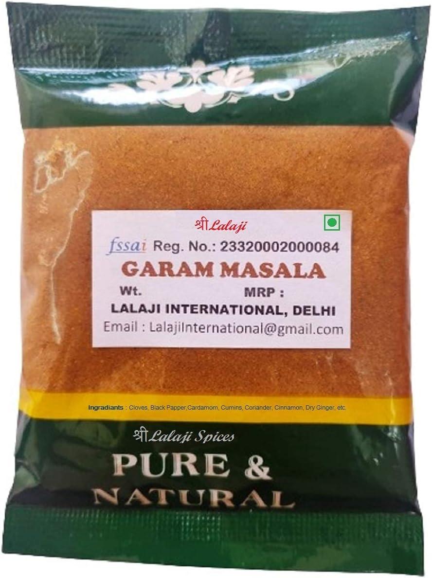 Gannon Shri Lalaji Garam favorite Masala Max 65% OFF 1 kg
