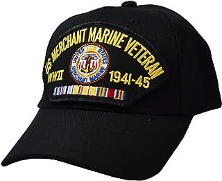US Merchant Marine WWII Veteran Cap