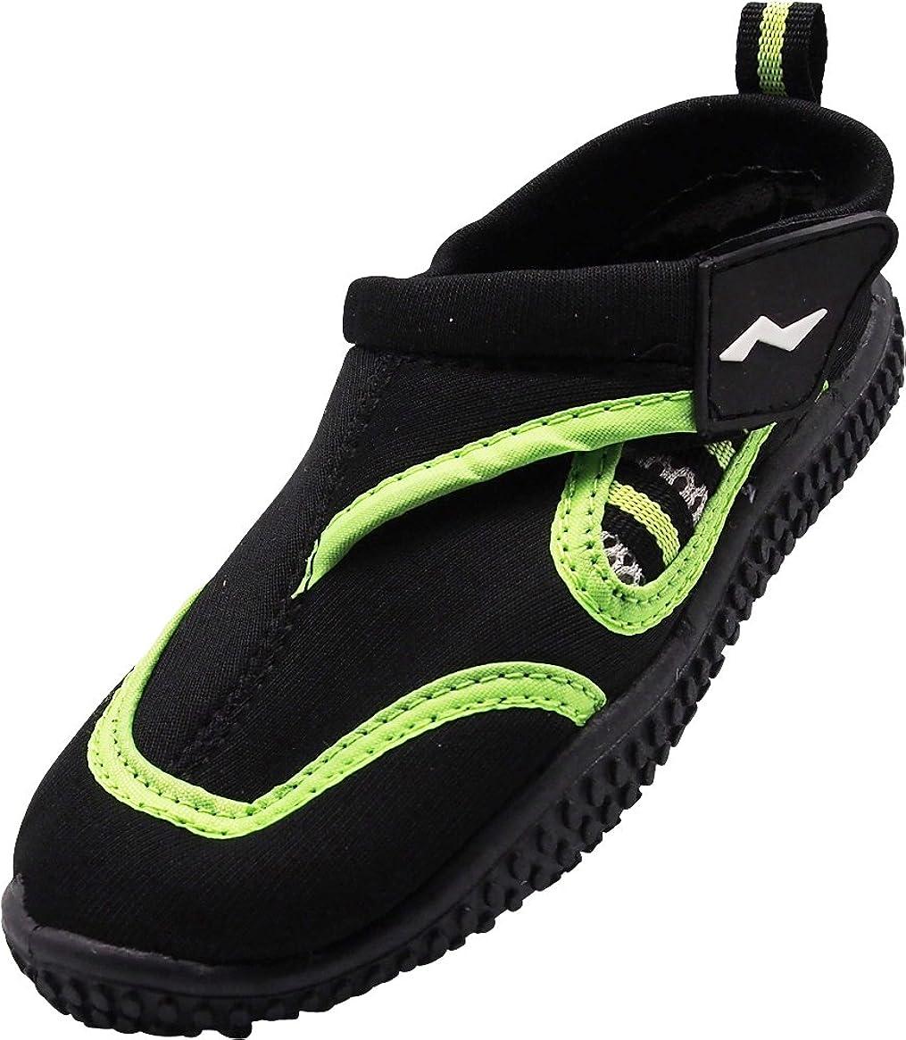 NORTY Boys & Girls Water Aqua Shoes Swimming Pool Beach Sports Quick Drying Socks (Toddler/Little Kid/Big Kid)