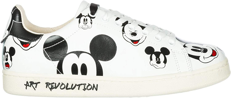 Moa Master of Arts Women Disney Sneakers Bianco