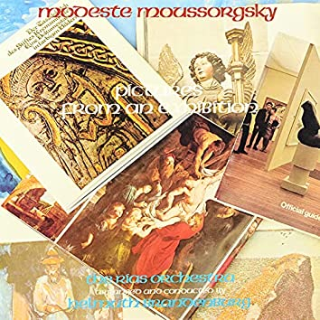 Modeste Moussorgsky Pictures from an Exhibition