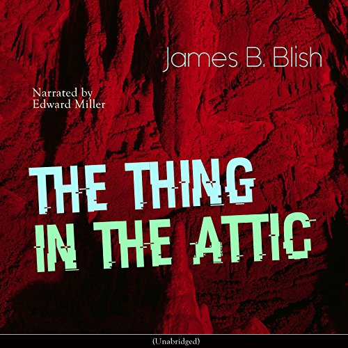 The Thing in the Attic cover art