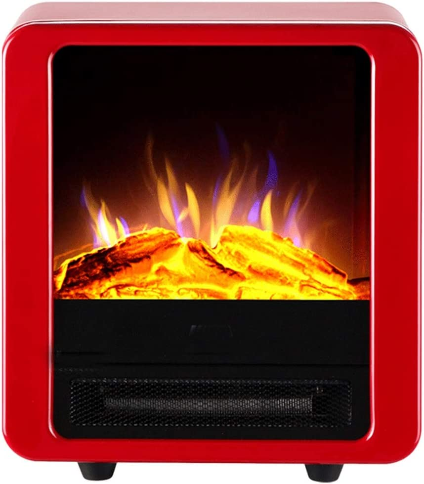 ALBBMY Inexpensive Electric Fireplace Portable with Stove Heater New mail order Re