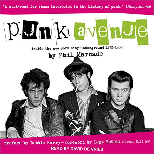 Couverture de Punk Avenue