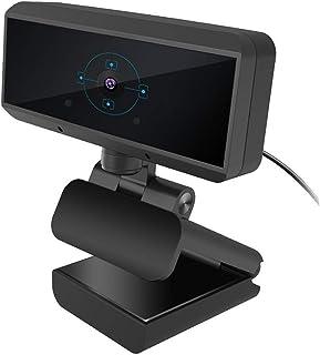 غطاء كاميرا الويب Full HD 1080P 30fps 5M Pixel USB Webcam With Microphone Autofocus, Computer Peripheral Webcam For Youtub...