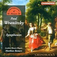 Wranitzky: Symphonies (2002-02-26)
