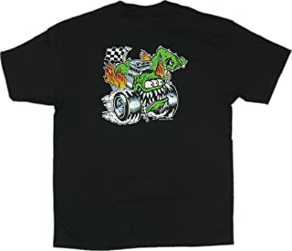 Kozik Butt Racer T Shirt