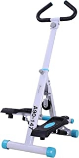 Soozier Adjustable Twist Stepper Aerobic Ab Exercise Fitness Workout Machine