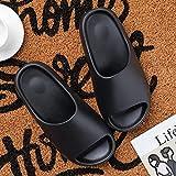 Zapatillas Casa Chanclas Sandalias Hombres Mujeres Unisex Agujero Zapatillas De Plataforma con Fugas Zapatos De Baño Diapositivas Antideslizantes Zapatillas De Interior para El Hogar Sandalias De
