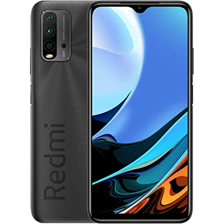 Redmi 9 Power (Mighty Black, 6GB RAM, 128GB Storage) - 6000mAh Battery  FHD+ Screen  48MP Quad Camera   Snapdragon 662 Processor   Alexa Hands-Free Capable