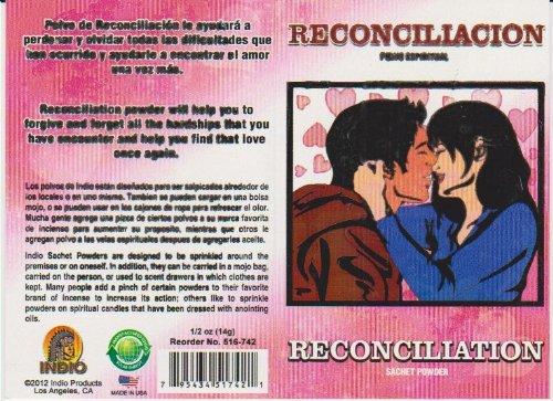 POLVO Reconciliacion Reconciliation POWDER .. 1/2oz Packet - To Reconcile a Arguement or Relationship