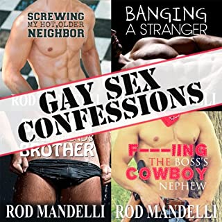 Couverture de Gay Sex Confessions Story Collection, Volume 1