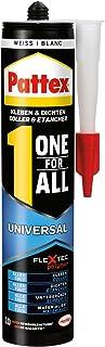 """Pattex 2096870 Colle de montage""""Un pour tous - Universel"""" 420 g, Blanc"""