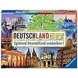 Ravensburger 26492 - Deutschlandreise - Familienklassiker ab 8 Jahren - Gesellschaftspiel, Reise durch Deutschland, für bis zu 6 Spieler