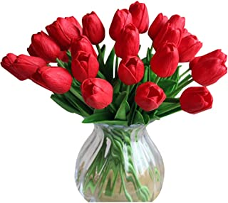 Best red tulip centerpieces Reviews