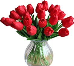 Best red tulip arrangements Reviews