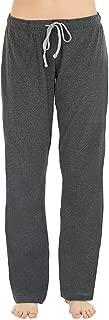 U2SKIIN Womens Cotton Pajama Pants, Comfortable Pant for Lounge, Soft Lightweight Sleep Pj Bottoms for Women