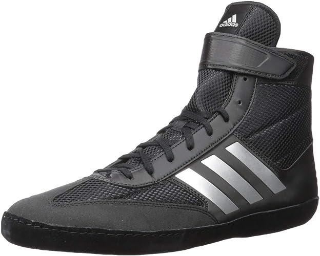 Adidas Men's Combat Speed.5, noir argent Metallic noir, 10.5 M US