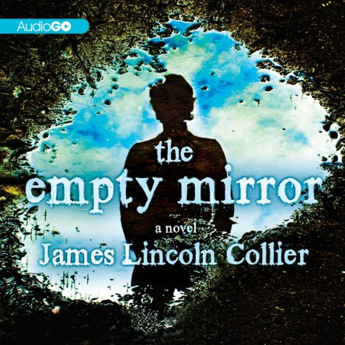 The Empty Mirror audiobook cover art