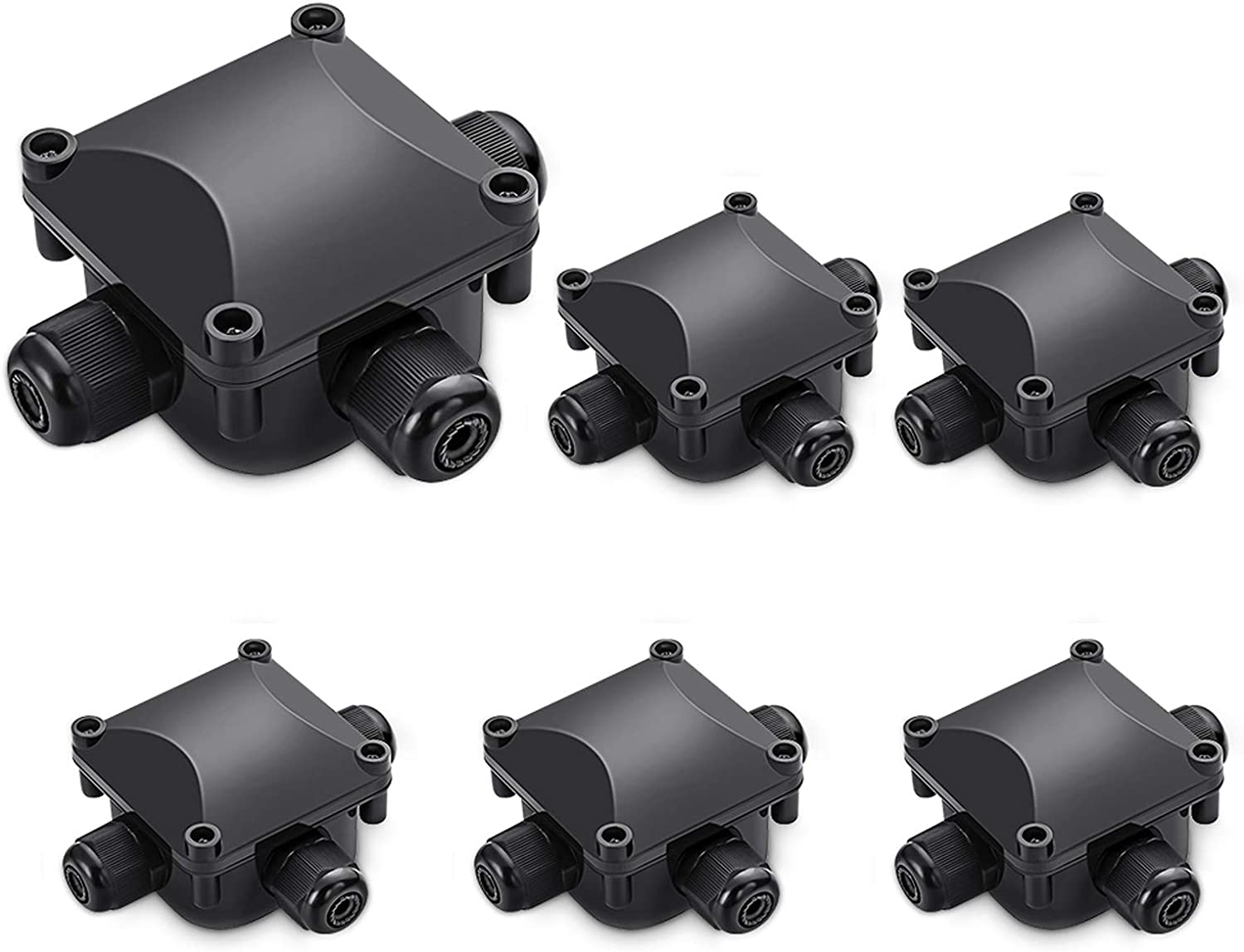 Waterproof Junction Box IP68 3-Way Connectors Choice Ou Cable Ranking TOP9 Outdoor