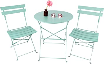Amazon Com Cafe Table And Chairs