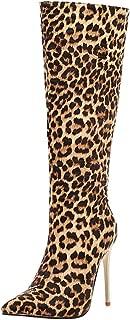 RAZAMAZA Women Classic Thin High Heels Tall Boots