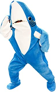 Katy Perry Left Shark Funny Cosplay Mascot Costume