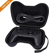 Best nintendo switch pro controller case Reviews