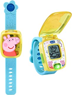 VTech 80-526060 Peppa Pig Learning Watch, Blue
