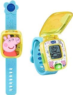 VTech 80-526060 Peppa Pig Learning Watch, Blue