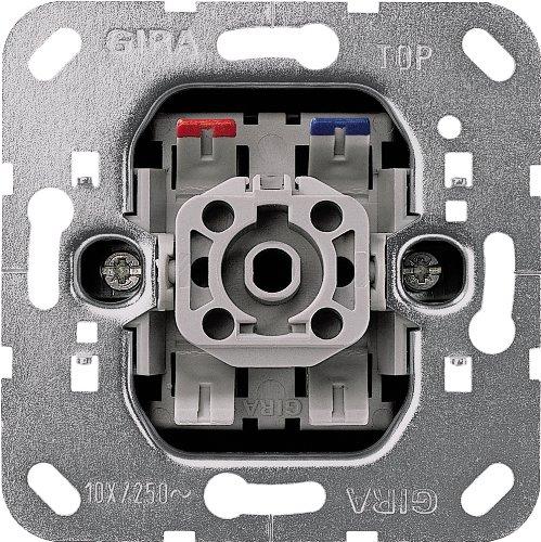 Gira 011600 11600 Wechselsch-Modul Ko, UPIP 20, 1, Metallisch