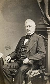 Millard Fillmore (1800-1874) N13Th President Of The United States Photograph By Mathew Brady Poster Print by (24 x 36)