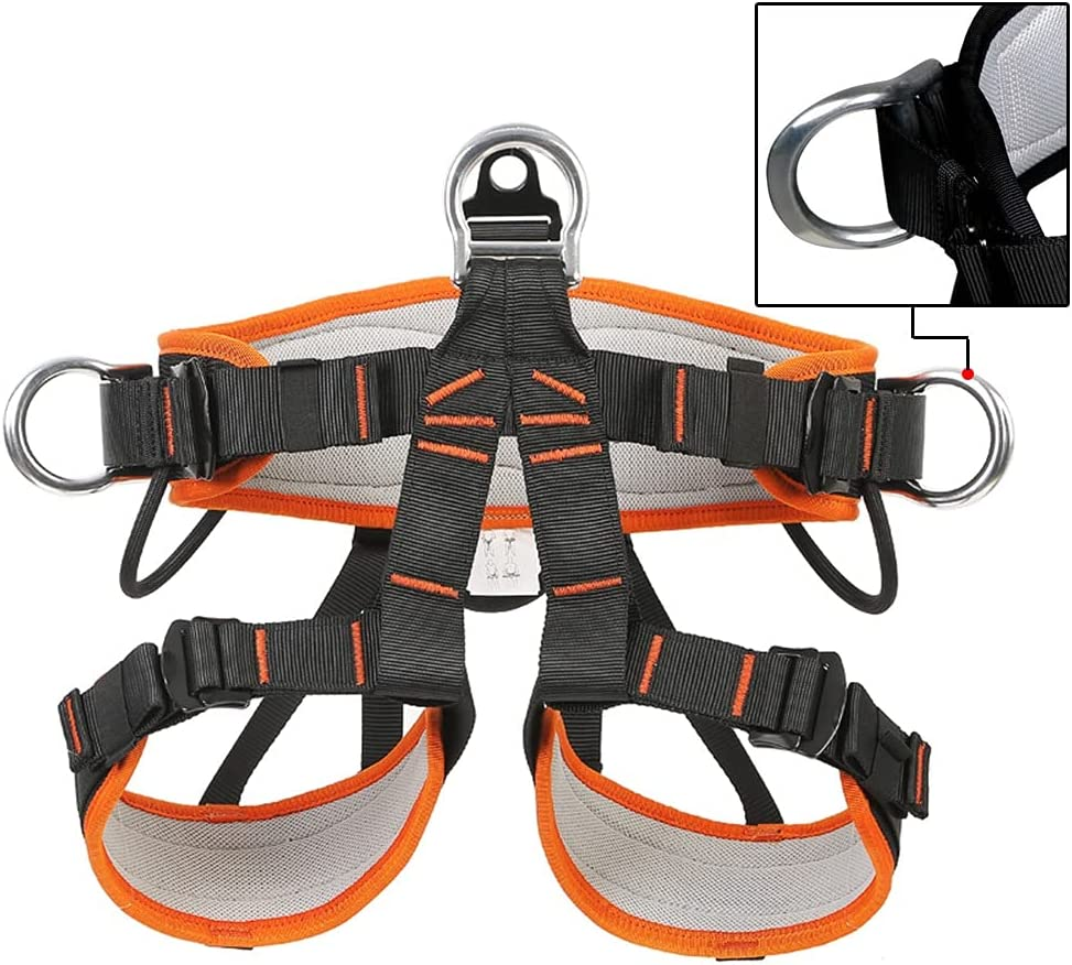 MAHFEI Climbing Super Special SALE held Harness Dealing full price reduction Half Body Safe Pr Belts Adjustable Fall