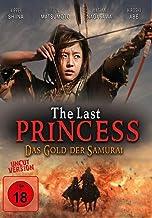 The Last Princess - Das Gold der Samurai [Alemania] [DVD]