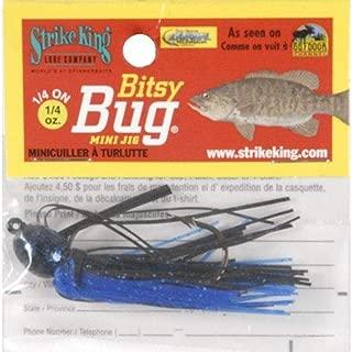 Strike King Bitsy Bug Mini Jig