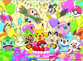 Buffalo Games - Pokemon Birthday Party - 100 Piece Jigsaw Puzzle