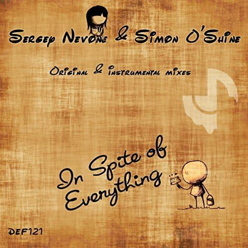 Sergey Nevone & Simon O'Shine