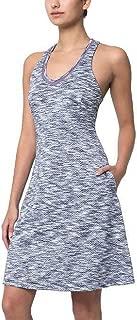 Mondetta Performance Gear MPG Ladies' Travel Dress (Purple/Grey Combo, Large)
