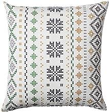 Multi Color cushion Textured