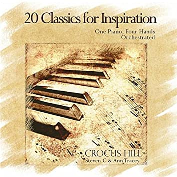 CANCELLED - 20 Classics for Inspiration
