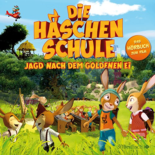 Jagd nach dem goldenen Ei. Das Original-Hörbuch zum Film     Die Häschenschule              By:                                                                                                                                 Hortense Ullrich                               Narrated by:                                                                                                                                 Senta Berger                      Length: 1 hr and 27 mins     Not rated yet     Overall 0.0
