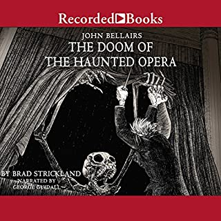 The Doom of the Haunted Opera audiobook cover art