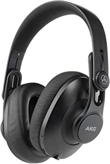 AKG Pro Audio K361BT Bluetooth Over-Ear, Closed-Back, Foldable Studio Headphones