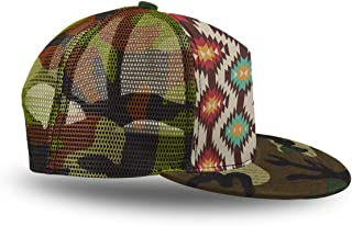 native american fitted hats
