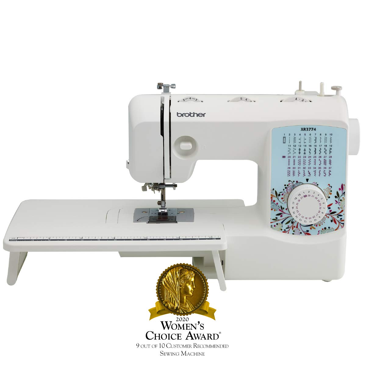 Brother XR3774 Full Featured Quilting Instructional