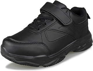 Hawkwell Kids Black White School Uniform Sneaker(Toddler/Little Kid/Big Kid)