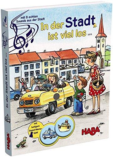 HABA 5416 - Soundbuch - In der Stadt ist viel los