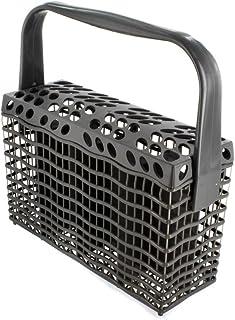 comprar comparacion Electrolux 1524746805Genuine Original Universal GRIS OSCURO Slimline–Cesta de cubiertos para lavavajillas (
