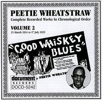 Peetie Wheatstraw Vol. 2 1934-1935
