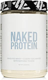 Sponsored Ad - Naked Protein Powder Blend - Egg, Whey and Casein Protein Blend